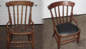 Перетяжка стульев на дому недорого в Липецке