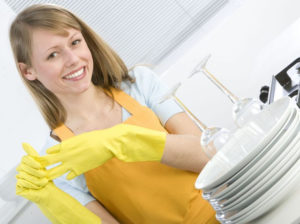 Мойка посуды на дому в Липецке