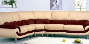 Обивка мягкой мебели от Домашних мастеров